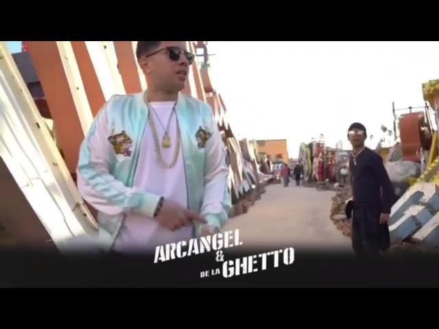 Arcangel y de la ghetto choliseo 28 de abril comercial