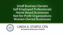 Linda Stortz, CPA, Small Business Advisor 20 years experience in Seminole, FL