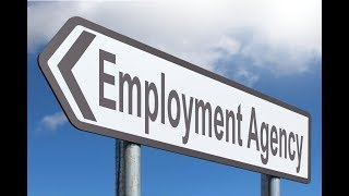 Job Staffing Agencies: Don't Do it...