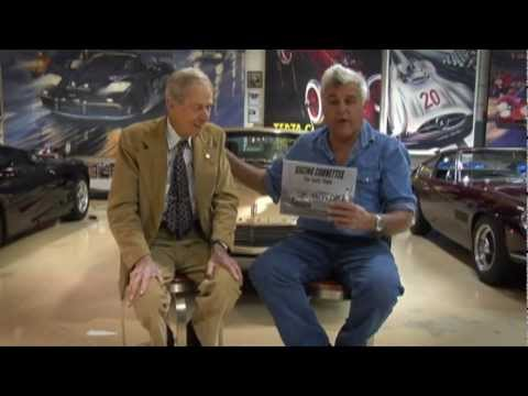 John Fitch - Interview - Jay Leno's Garage