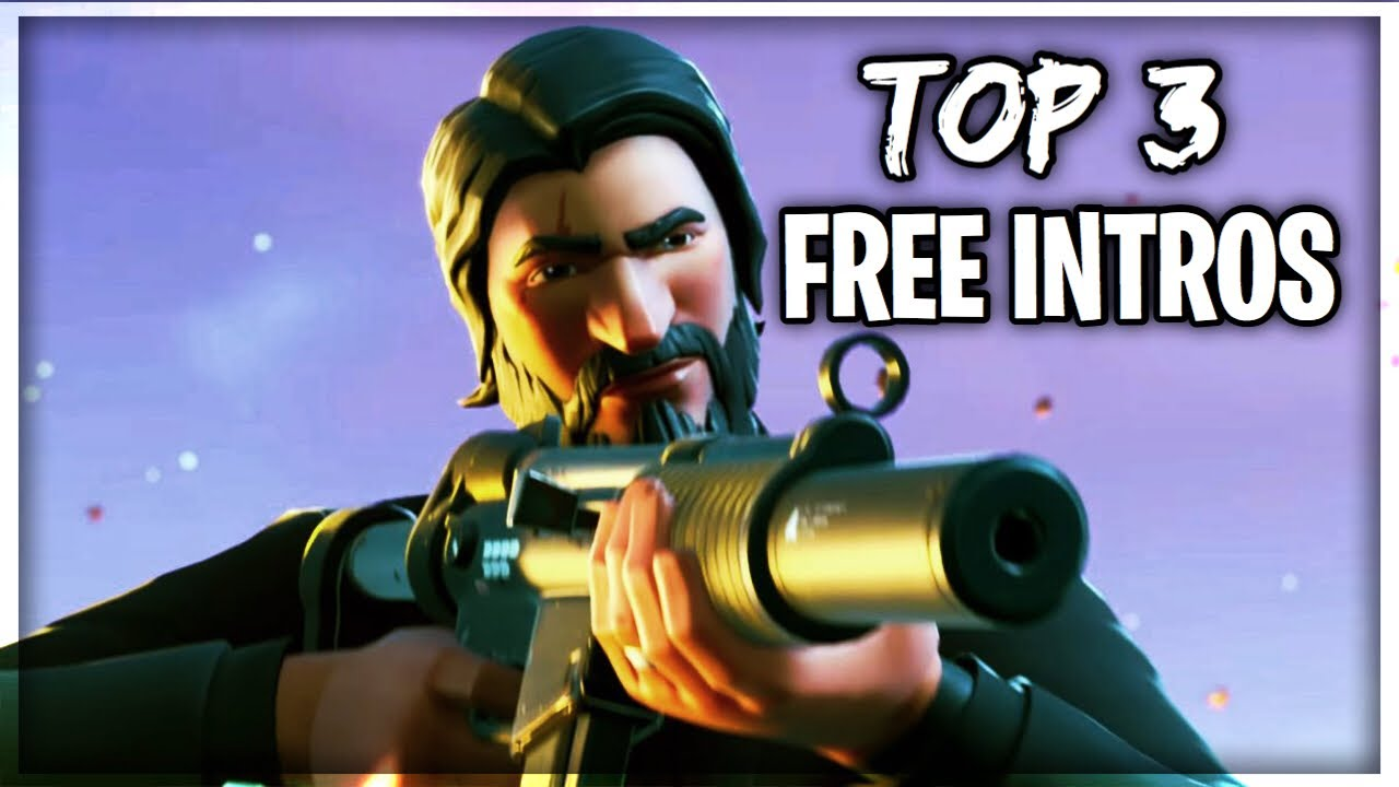 FREE] Top 3 Best Fortnite Intros Without Text! - YouTube