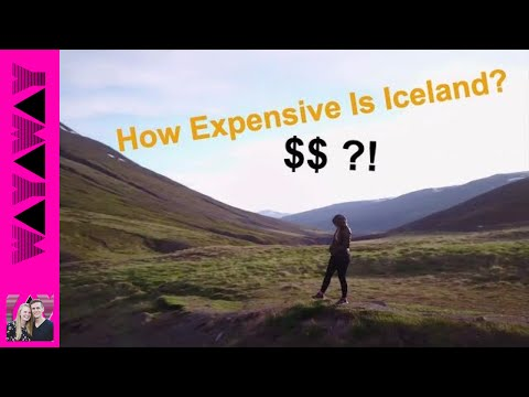 How Expensive Is Iceland (and exploring Akureyri)