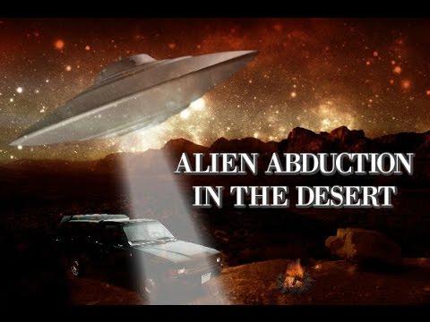 UFO ALIEN ENCOUNTER Terrifying Case  Frightening  Story  Mojave Desert, Author, Ron Felber