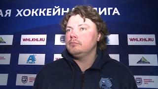 Денис Афиногенов: «Лёгких матчей в плей-офф не бывает»