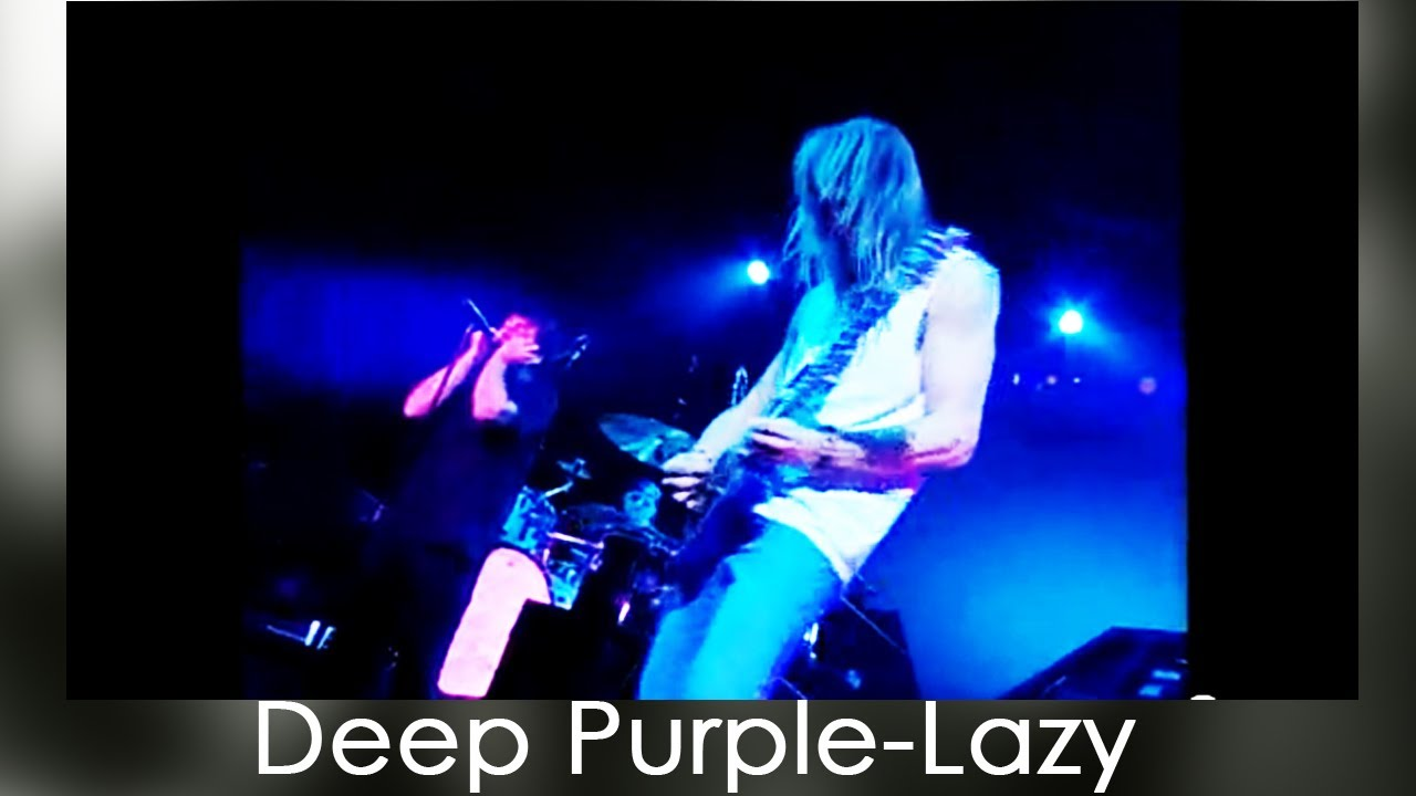 deep purple lazy live in 1999 youtube. Black Bedroom Furniture Sets. Home Design Ideas