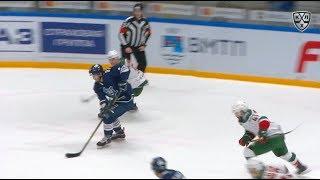 Korostelyov's goal of the year bid
