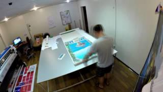 Интерьерная печать фотообоев, РА Градиент, г. Нижневартовск(, 2016-07-23T05:36:22.000Z)