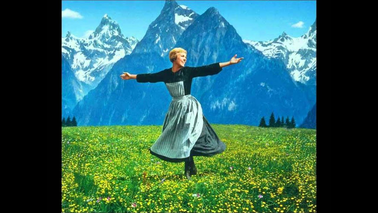 Image result for the hills are alive