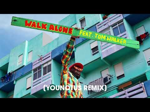 Rudimental - Walk Alone (feat. Tom Walker) [Younotus Remix]