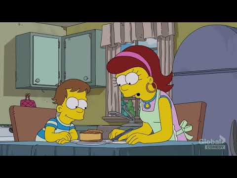 The Simpsons: Food Is Love
