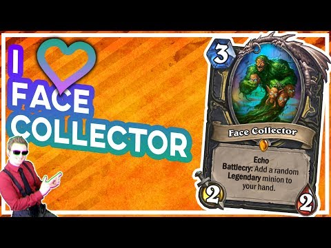 Hearthstone: I Love Face Collector