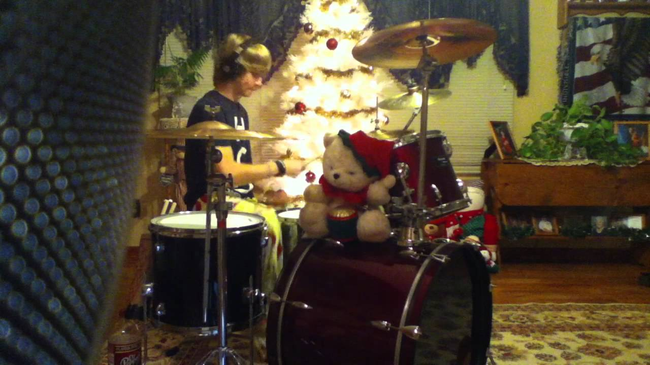Jeffery - Lollipop - FRAMING HANLEY (Drum Cover) - YouTube