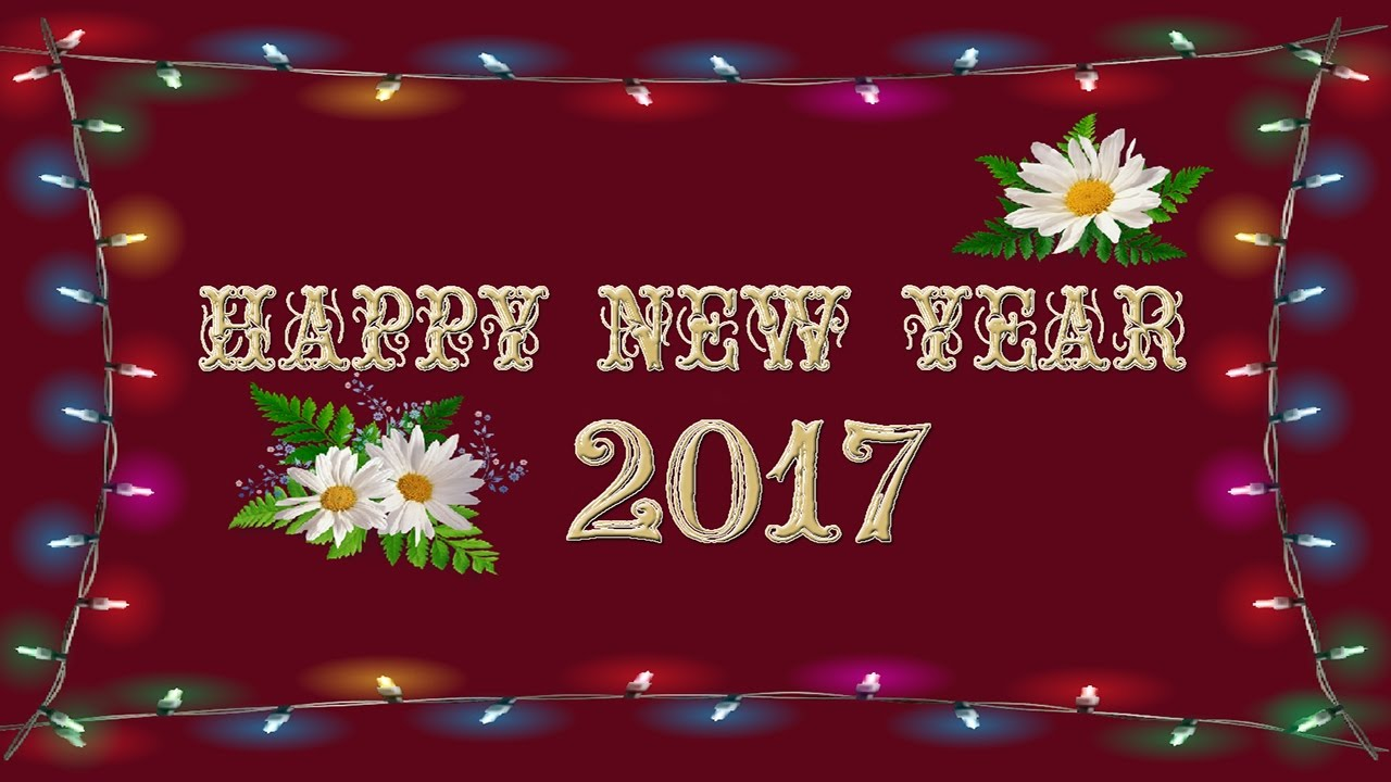 How To Create An Animated Newyear Card In Photoshop In Tamil With