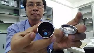Đập hộp cặp đôi ống kính Samsung S7/S7 Edge - Super Wide 0.65x và Tele 2x