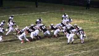 #52 OL David Robbins Glenelg High School Junior Football Highlights Class of 2015 (3 Star Prospect)