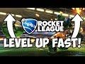 Rocket League XP FARM TUTORIAL/Avagy hogyan fejlődjünk gyorsan