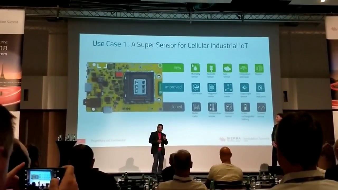 mangOH™ Yellow: Super Smart Edge for IoT