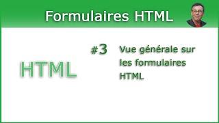 HTML pour les débutants. #3 - Les formulaires