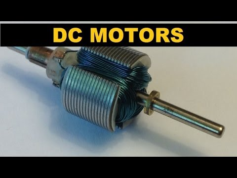 Dc motor explained youtube for Types of dc motor