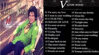 Victor Wood Greatest Hits Songs Filipino - Victor Wood Nonstop Opm Classic Songs