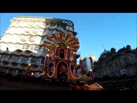 Travel Vlog Birmingham England