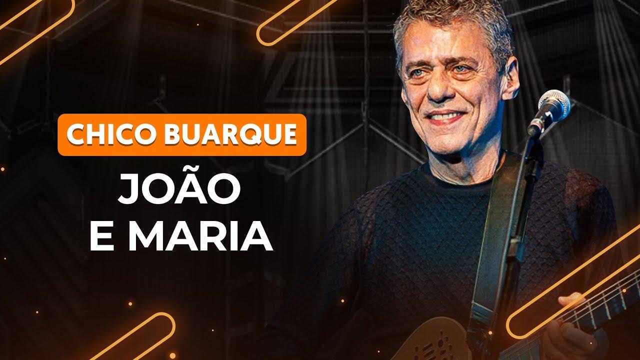JOÃO E MARIA - Chico Buarque (aula simplificada)   Como tocar no violão