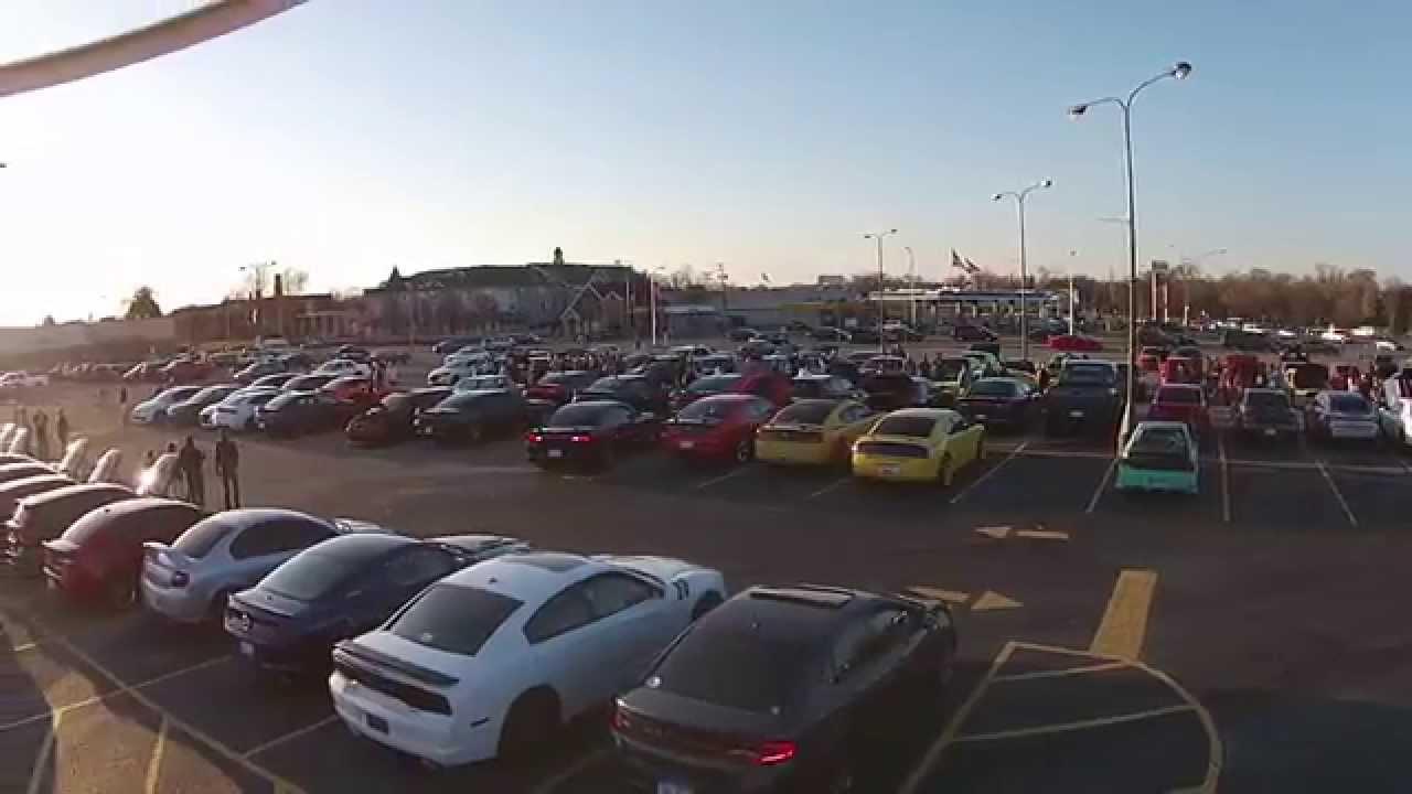 Woodward Car Meet Ep1 Michigan 4 11 2015 Youtube