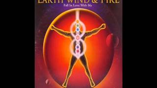 Earth, Wind & Fire - Fall In Love With Me (Special Remix Extended Version)