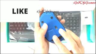 Logitech MK345 Comfort Wireless Keyboard And Mouse – Unboxing And Review