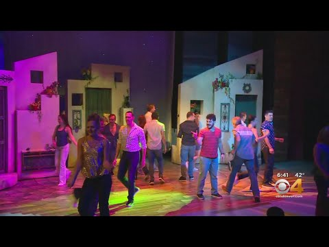 'Mamma Mia' On Stage At Boulder Dinner Theatre