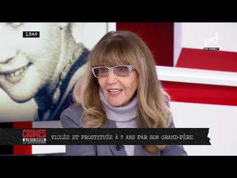 """Inceste : Témoignage De Kathya De Brinon Le 28 Janvier 2019 Sur NRJ12 Dans """"CRimes Et Faits Divers"""""""
