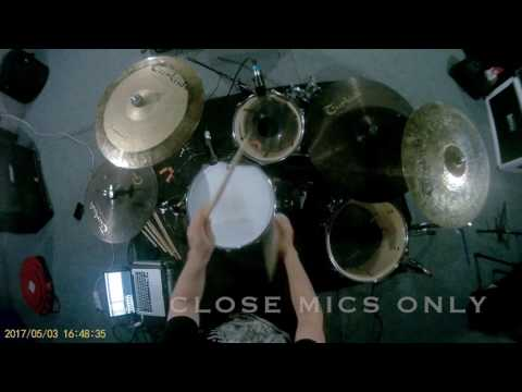 Code Drumheads Law tested on cheapest Tama drum set