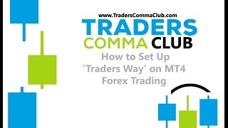 How to Set up a Traders Way Demo Account (MT4) Forex Trading