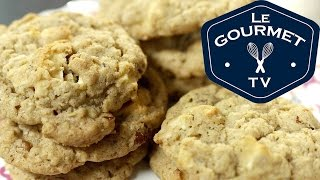 Apple Crisp Oatmeal Cookies Recipe - Legourmettv