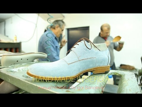 Hand Made In Serbia (2010)  • Short Film • Fashion Documentary