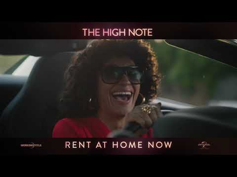 """The High Note – """"Find Your Voice"""" Featurette – Rent at Home Now"""