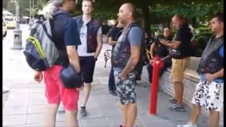 Варна подкрепи протестите на мотористите срещу липсата на правосъдие