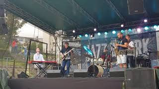 Ákos Fekecs Project [ HUN ] @ Jazz in The Park Competition 2018 [ 2nd Prize ] - [ 20180624 201603 ]