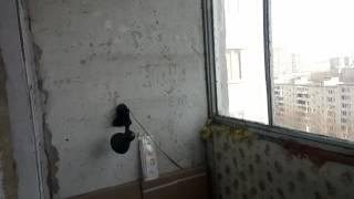видео Обустраиваем лоджию: холодное или теплое остекление