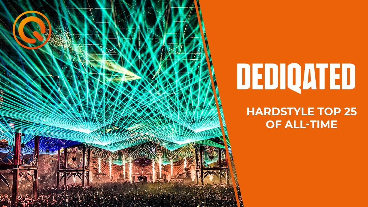 Download Hardstyle Top 25 | DEDIQATED | 20 Years of Q-dance