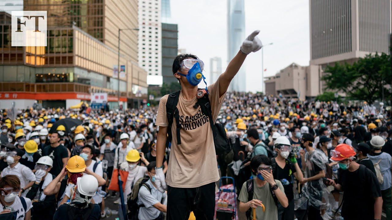 Why Hong Kong disturbs Xi Jinping's vision for China | FT
