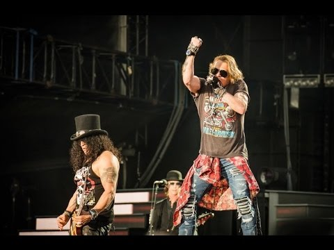 Guns N' Roses Live Concert @ Western Springs Stadium in Auckland, New Zealand [February 4, 2017] (1)