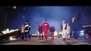 bts                    mic drop  steve aoki remix   official mv