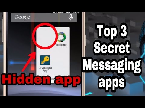 What are some secret apps