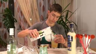 видео Коктейль Пина колада (Pina Colada), рецепт коктейля Пина колада