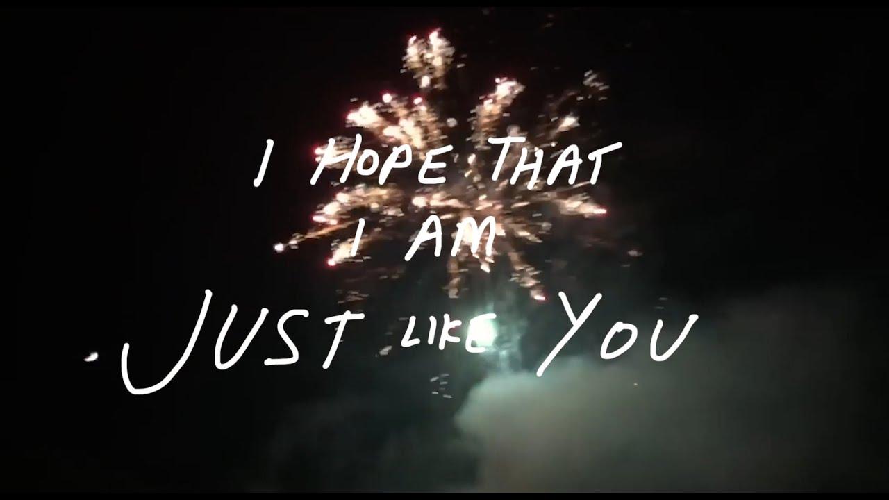 Alec Benjamin - Just Like You (Lyrics)