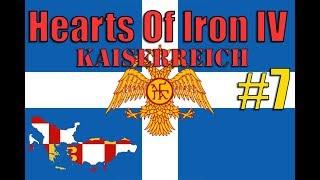 [HOI IV Kaiserreich] - #7 - Il Danubio - Grecia