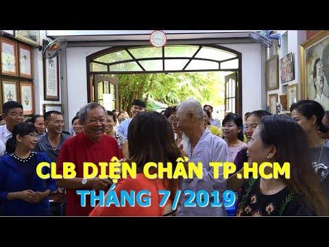 CLB Diện Chẩn TP.HCM tháng 7 năm 2019