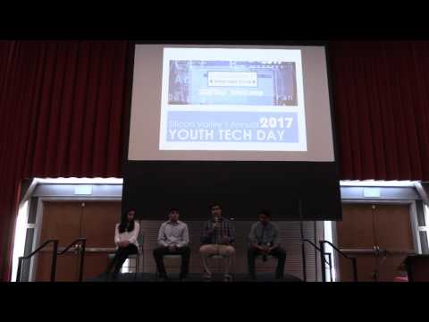 Silicon Valley's annual Youth Tech Day 2017 - Video 1/2