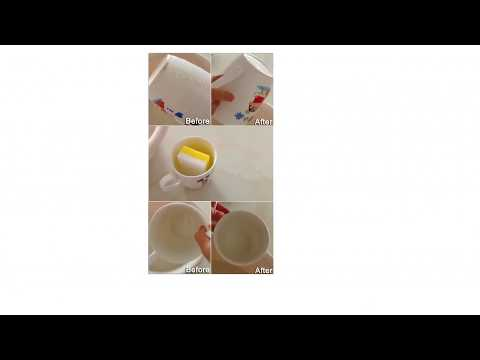 New Innovative Melamine Product Lfsponge Stain Cleaning ...